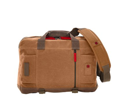 Mandria Convertible 16'' Laptop Backpack