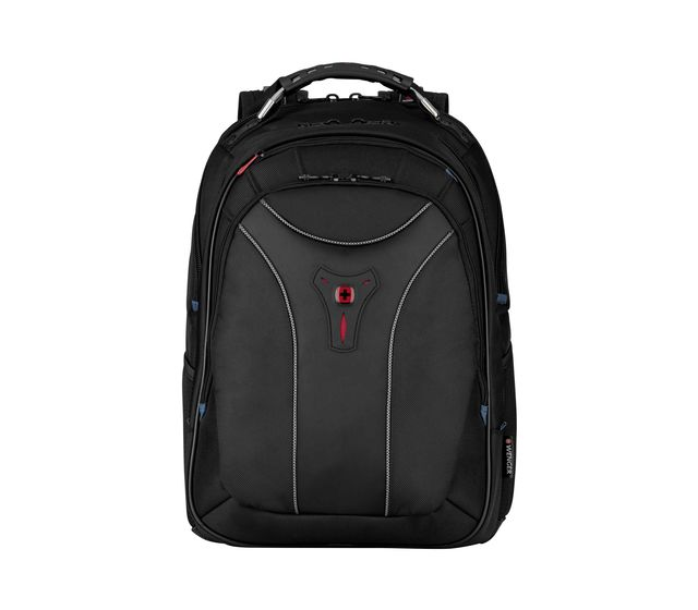 Wenger Carbon 17   MacBook Pro Backpack in black - 600637 19d4fe4717bc0