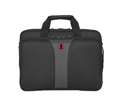 "Legacy 16"" Double-Gusset Laptop Briefcase"
