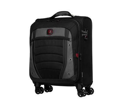 Expandable Softside Luggage 20'' Carry-On