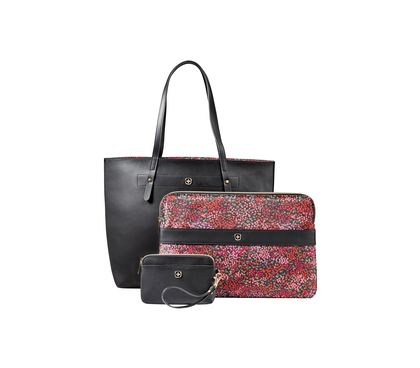 MarieSol 4-in-1 Reversible Tote
