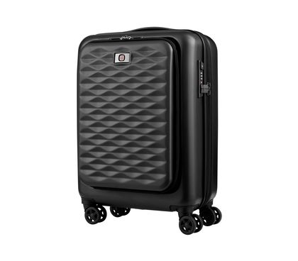 Lumen Expandable Hardside Luggage 20″ Dual Access