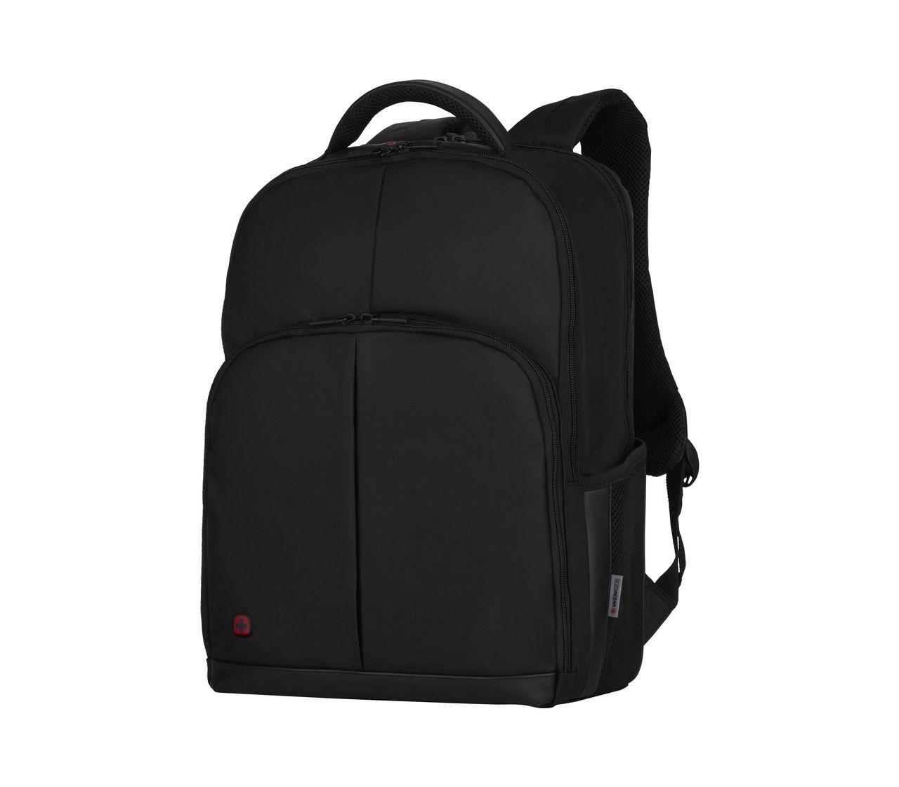 831877cbd7927 Wenger Link 16   Laptop Backpack in black - 601072