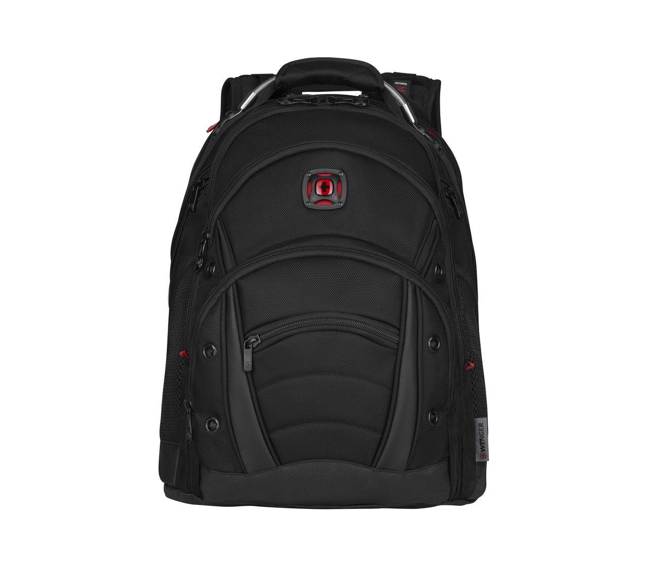 Wenger Synergy 16 Laptop Backpack In Black 605074