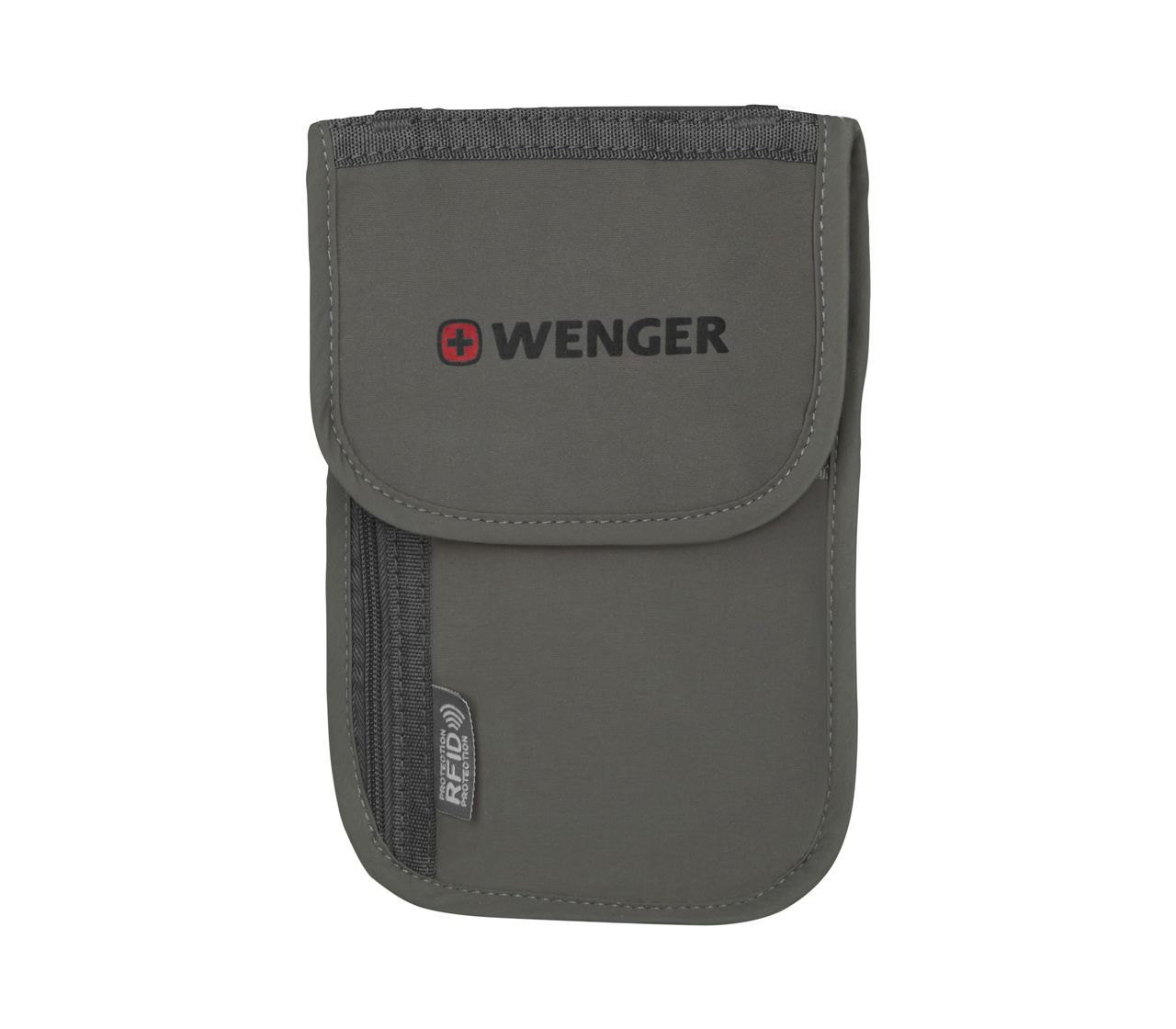 Travel Document Neck Pouch with RFID Protection-604589