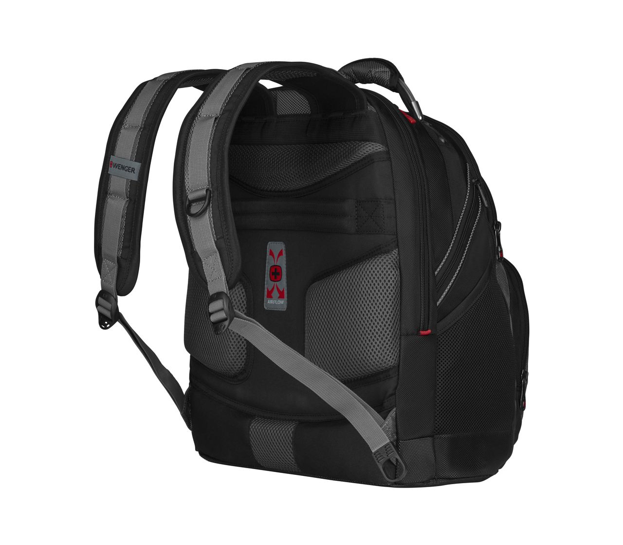 Wenger Synergy Backpack Black//Grey Gray GA-7305-14F00